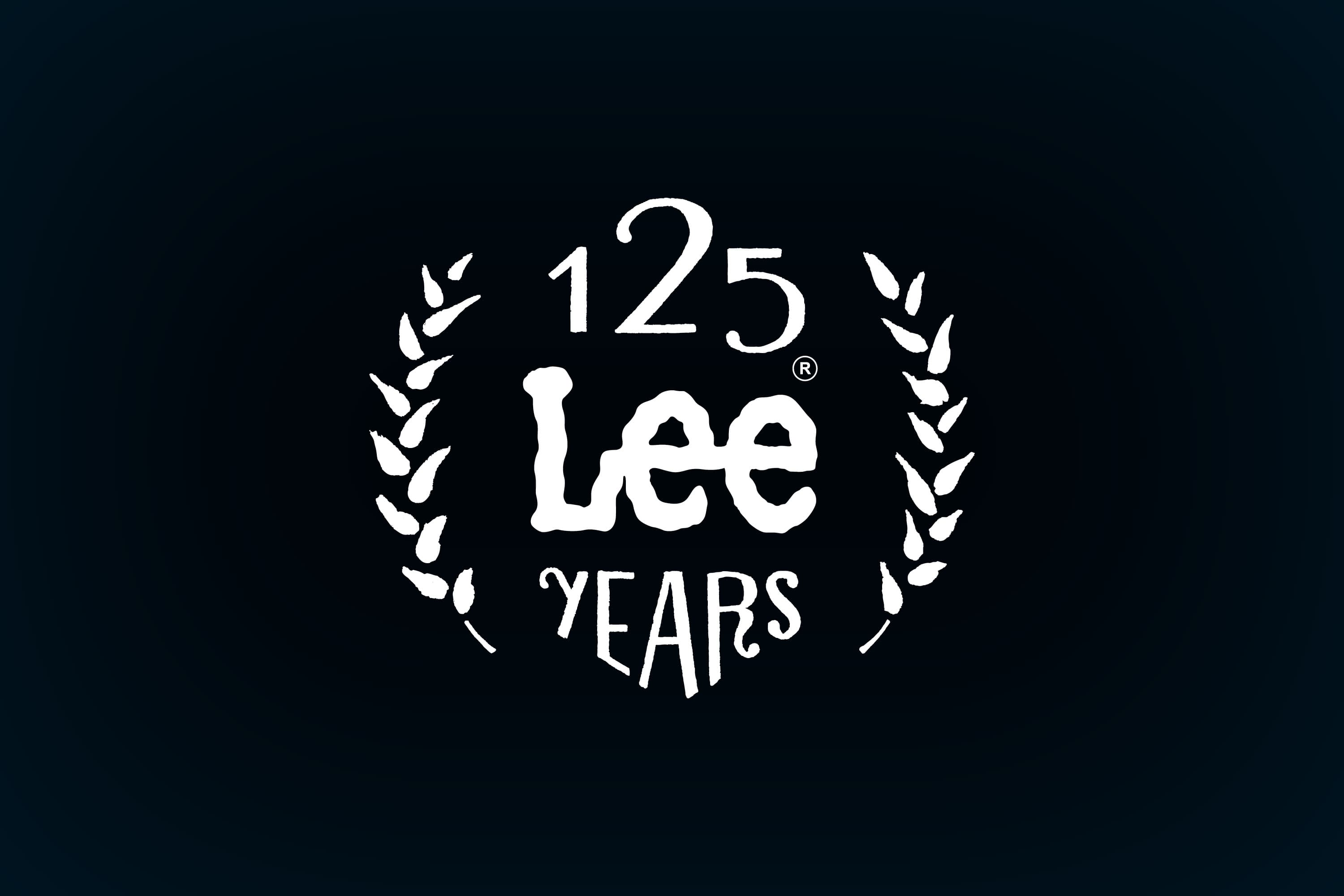 Lee® 125 years of denim