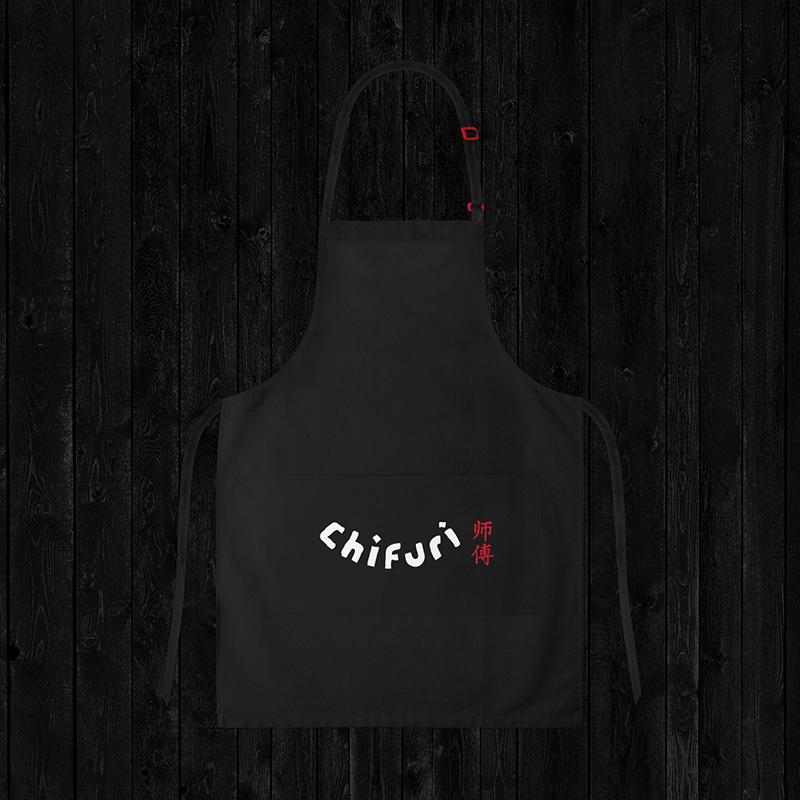 CHIFURI-chef-apron