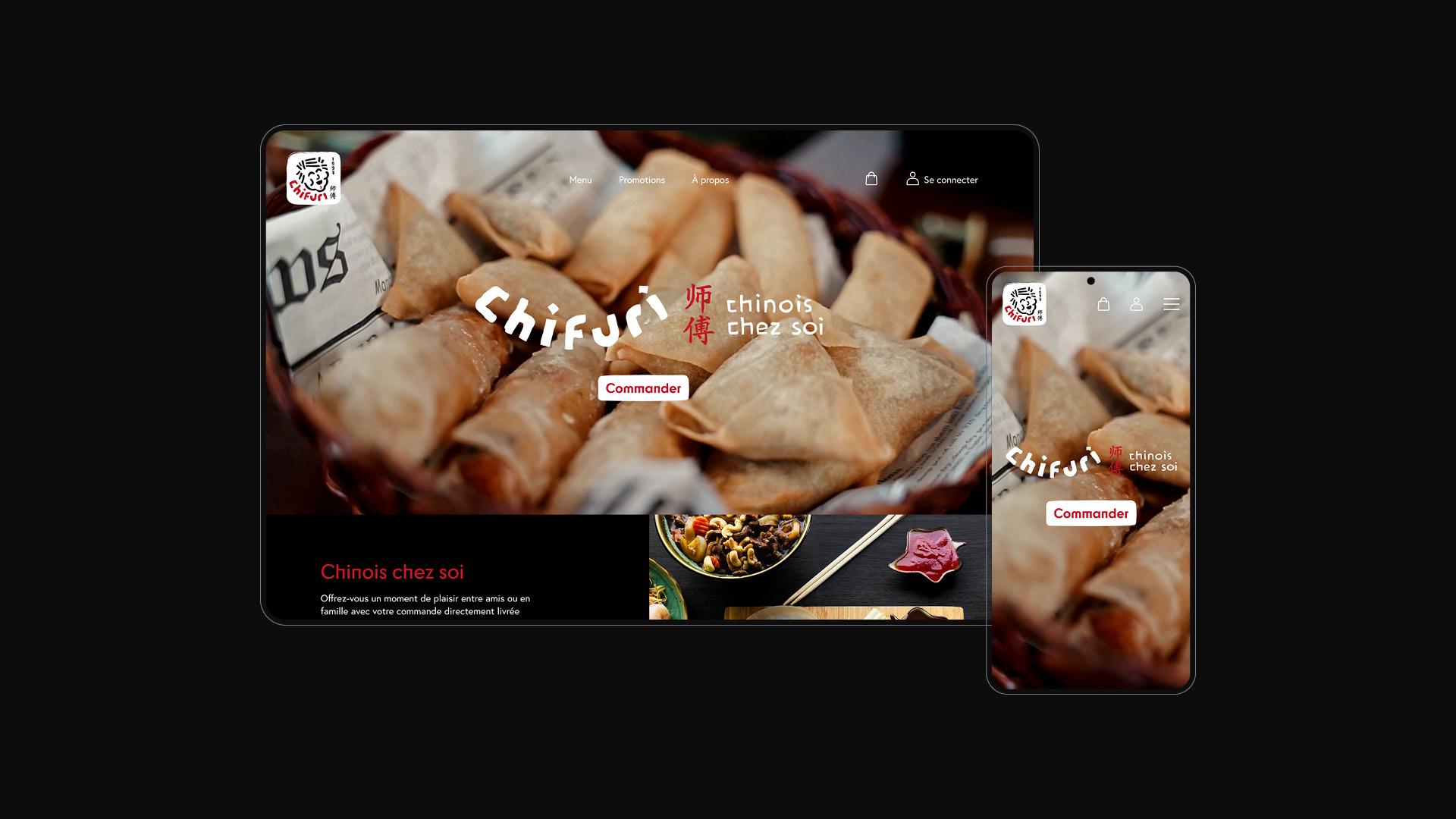 CHIFURI-webdesign